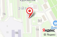 Схема проезда до компании Dr. Apple в Подольске
