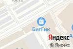 Схема проезда до компании ИнТранс в Москве