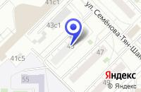 Схема проезда до компании МАГАЗИН ДЕТСКОЙ МЕБЕЛИ ФЕЛИЧИТА в Москве