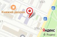 Схема проезда до компании Учебно-Методический Центр Рабо в Москве