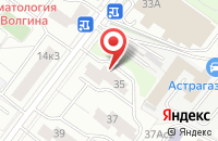 Схема проезда до компании Ника Строй в Москве