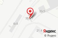 Схема проезда до компании Евроавтофургон в Москве