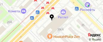полис-москва.рф на карте Москвы
