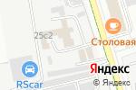 Схема проезда до компании Мой АКБ в Москве
