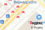 Схема проезда до компании Россика в Москве