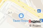 Схема проезда до компании ПОЛИТРЕЙД в Москве