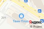 Схема проезда до компании Транс Тур в Москве