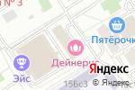 Схема проезда до компании Компания юридической помощи населению в Москве