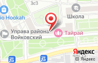Схема проезда до компании Центр творчества п. Старопышминска в Старопышминске