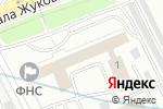 Схема проезда до компании Всероссийский центр карантина растений в Москве