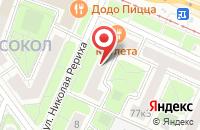 Схема проезда до компании Агентство По Авторским Правам в Москве