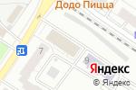 Схема проезда до компании Альмарос в Москве