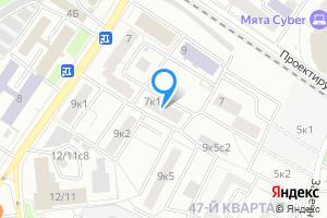 Сдается комната в Москве м. Фили, Береговой проезд, 7к1