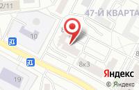 Схема проезда до компании Краснов-Дизайн в Москве