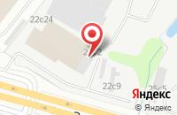 Схема проезда до компании Оникс-Строй в Москве