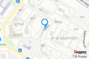 Однокомнатная квартира в Москве м. Фили, Береговой проезд, 9 к5