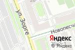 Схема проезда до компании ОЦППМиСП Северный ТСП Зеленая ветка в Москве