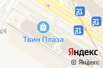 Схема проезда до компании Dermcare в Москве