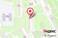 Схема проезда до компании Комподел в Подольске