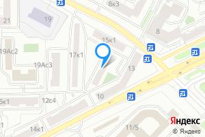 Комната в четырехкомнатной квартире в Москве ул Новозаводская, 15к2