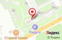 Схема проезда до компании Окна Максимум в Подольске