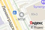 Схема проезда до компании EMMET GROUP в Москве