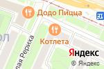 Схема проезда до компании Банк ФК Открытие в Москве
