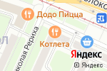 Схема проезда до компании Ellen Kloss в Москве