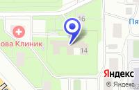 Схема проезда до компании ЦЕНТР РАЗВИТИЯ БИЗНЕСА в Москве