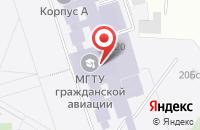Схема проезда до компании Кадровое Агентство «Авиабизнес» в Москве