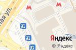 Схема проезда до компании Mix Market в Москве
