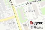 Схема проезда до компании АВС-Инжстрой в Москве