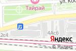 Схема проезда до компании Деталис в Москве