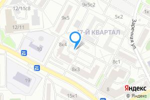Сдается однокомнатная квартира в Москве Новозаводская ул., 8\u002F8к5