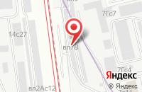 Схема проезда до компании Босана в Москве