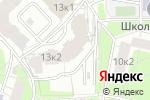 Схема проезда до компании Сытый папа в Москве