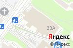 Схема проезда до компании Vargo-Auto в Москве