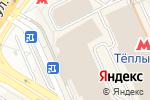 Схема проезда до компании Royal Baker в Москве