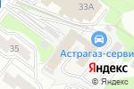 Схема проезда до компании Стройгеология в Москве