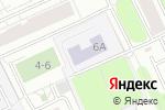 Схема проезда до компании Средняя общеобразовательная школа №717 с дошкольным отделением в Москве
