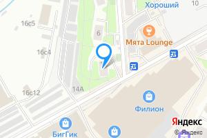 Сдается комната в двухкомнатной квартире в Москве Багратионовский проезд, 14