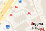 Схема проезда до компании Happy dog в Москве