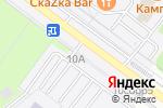 Схема проезда до компании BI AVTO в Москве