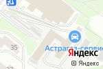 Схема проезда до компании Мюпро в Москве