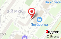 Схема проезда до компании Арбигрупп в Москве