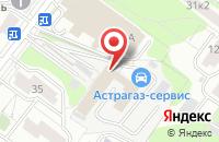 Схема проезда до компании Академпринт в Москве