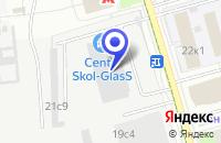 Схема проезда до компании АВТОСЕРВИСНОЕ ПРЕДПРИЯТИЕ КОРУНД в Москве