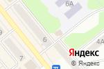 Схема проезда до компании Магазин детской одежды и чулочно-носочных изделий в Щёкино