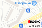 Схема проезда до компании Нотариус Бадулин А.С в Москве