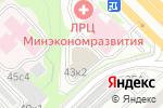 Схема проезда до компании Траст Аудит в Москве